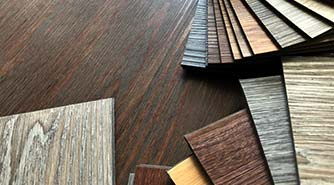 LVT Floor Samples