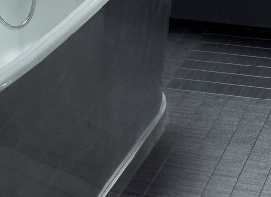 Amtico Black Abstract Flooring