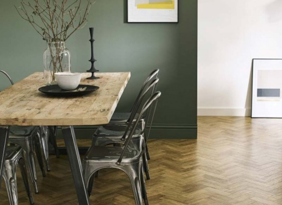 Wooden Amtico Flooring
