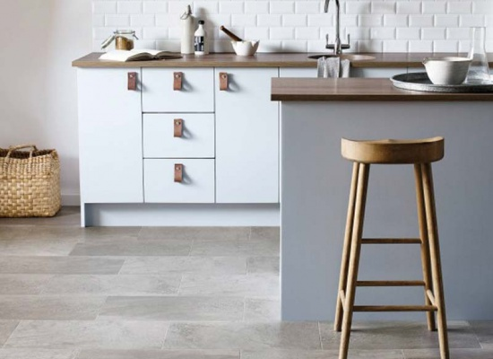 Amtico kitchen floor tiles